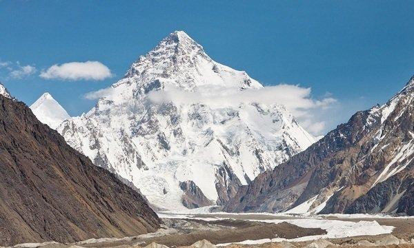 núi cao nhất thế giới