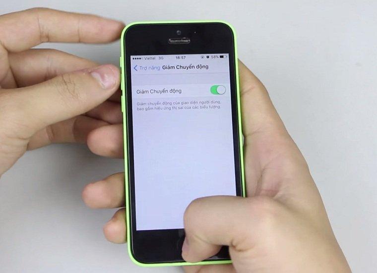 cách tiết kiệm pin Iphone