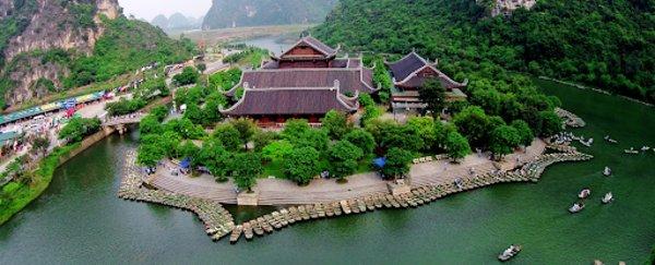 Top 10 những ngôi chùa lớn nhất Việt Nam